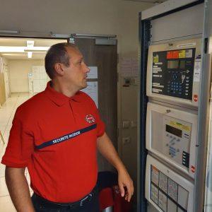 L'agent de sécurité incendie formé SSIAP chez Protect Others Sécurité privée